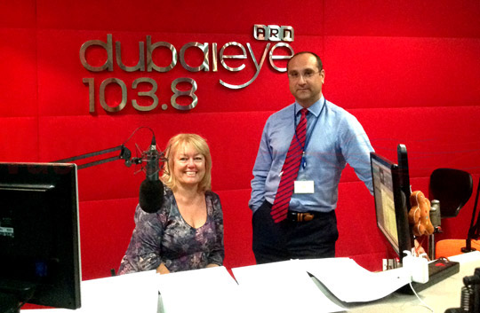 Dr. Amit on DubaiEye-Discusses kidney disease and treatment