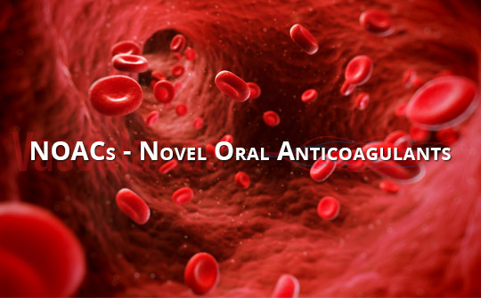 New anti-coagulants (blood thinners)