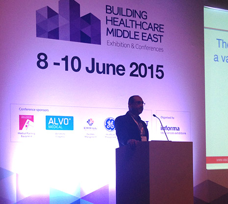 BUILDING HEALTHCARE MIDDLE EAST – Dr. Amit Kumar Speaks
